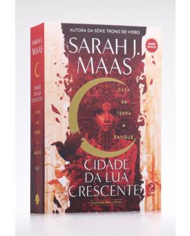 Cidade da Lua Crescente   Sarah J. Maas