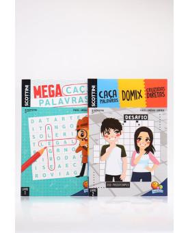 Kit 2 Livros | Scottini | Todolivro