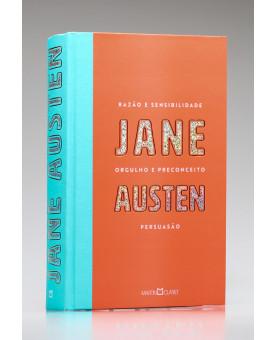 Razão E Sensibilidade, Orgulho E Preconceito, Persuasão | Jane Austen