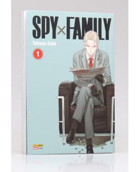 Spy x Family | Vol. 1 | Tatsuya Endo
