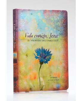 Diário Devocional | Fala Comigo, Jesus | Marie Chapian