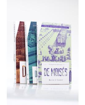 Kit 3 Livros Série Segredos | Kevin J. Conner