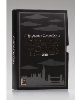 Box 6 Livros | Sherlock Holmes | Sir Arthur Conan Doyle