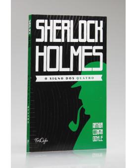 Sherlock Holmes | O Signo dos Quatro | Tricaju
