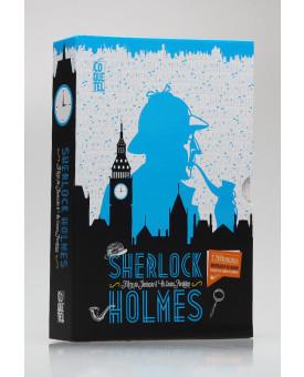 Box 3 Livros | Sherlock Holmes | A Arte da Dedução e os Casos Perdidos | Tim Dedopulos