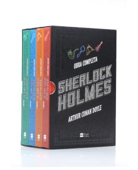Box 4 Livros | Sherlock Holmes | Arthur Conan Doyle