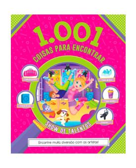1.001 Coisas para Encontrar | Show de Talentos | Igloo Books