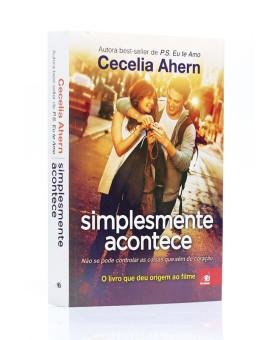 Simplesmente Acontece | Cecelia Ahern