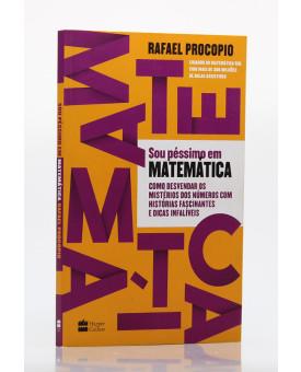 Sou Péssimo em Matemática   Rafael Procopio