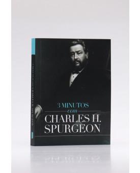 Devocional 3 Minutos com Charles H. Spurgeon | Letra Grande | Charles H. Spurgeon | Azul