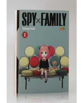 Spy x Family | Vol. 2 | Tatsuya Endo