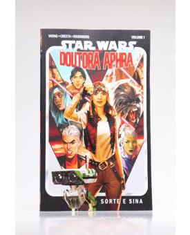 Star Wars: Doutora Aphra   Vol.1   Alyssa Wong e Marika Cresta