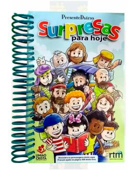Presente Diário 2019 | Surpresas Para Hoje | Infantil
