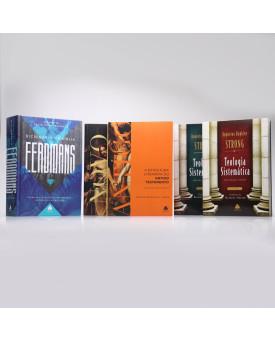 Kit 5 Livros | Biblioteca Pentecostal | Obras Essenciais de Teologia