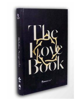 Bíblia Sagrada | NAA | Letra Normal | Capa Dura | Love Book Coroa