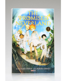 The Promised Neverland | Vol.1 | Kaiu Shirai e Posuka Demizu