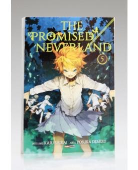 The Promised Neverland | Vol.5 | Kaiu Shirai e Posuka Demizu
