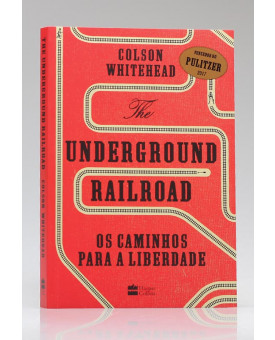 The Underground Railroad | Colson Whitehead