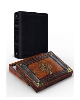 Bíblia Thompson Do Colecionador | AEC | Letra Grande | Luxo | Preta