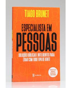 Especialista em Pessoas | Tiago Brunet | Academia