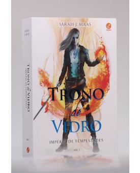 Trono de Vidro | Império de Tempestades | Vol. 5 | Sarah J. Maas