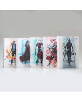 Kit 5 Livros | Trono de Vidro | Sarah J. Maas