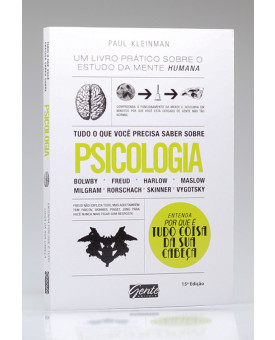 Tudo o Que Você Precisa Saber Sobre Psicologia | Paul Kleinman
