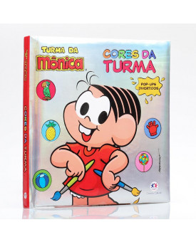 Turma da Mônica | Cores da Turma | Ciranda Cultural