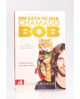 Um Gato de Rua Chamado Bob | James Bowen