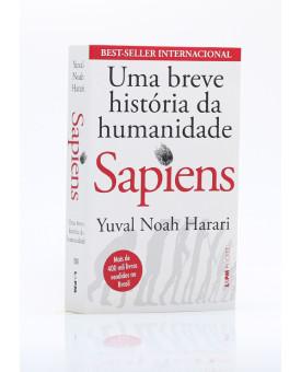 Sapiens | Uma Breve História da Humanidade | Edição de Bolso | Yuval Noah Harari