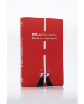 Bíblia Essencial | NAA | Letra Normal | Capa Dura | Vermelha