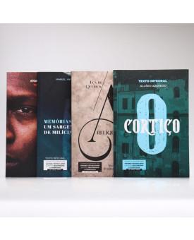 Kit 4 Livros | Clássicos da Literatura