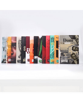 Kit 14 Livros | Para Vestibular / Literatura Brasileira