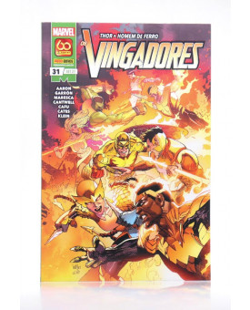 Os Vingadores | Vol.31 | Panini