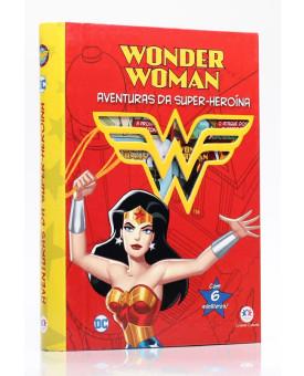 Wonder Woman | Aventuras da Super Heroína | Ciranda Cultural