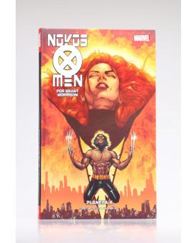 Novos X-men | Vol.6 | Grant Morrison e Phil Jimenez