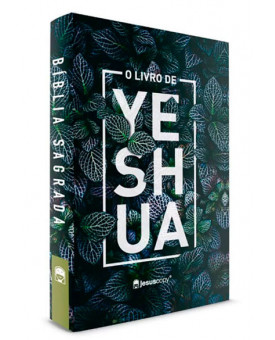 Bíblia Sagrada | Yeshua | NVI | Capa Dura