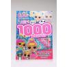 Atividades Para Colorir com 1000 Adesivos | L.O.L Surprise!