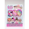 Atividades Para Colorir com 500 Adesivos | L.O.L Surprise!