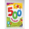 500 Atividades | Laranja | Todolivro