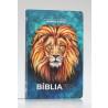 Bíblia 365 | NVT | Letra Normal | Capa Dura | Leão Aslam