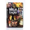 Bíblia em Ação   A História da Salvação do Mundo   Quadrinhos