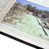 Bíblia de Estudo | King James Fiel 1611 | Letra Grande | Capa PU | Marrom/Preto