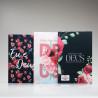 Kit 3 Livros   Momento com Deus   Floral