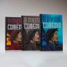 Kit 3 Livros | A Divina Comédia | Capa Dura | Dante Alighieri