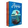 Kit 3 Livros | Anne de Green Gables + Bloco de Anotações | Edição Especial I