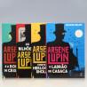Kit 4 Livros | Arsène Lupin | Maurice Leblanc | Tricaju