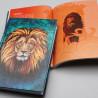 Kit Desvendando Aslam   Bíblia ACF Leão Aslam + O Outro Nome de Aslam