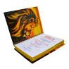 Bíblia Sagrada   RC   Harpa e Corinhos   Letra Normal   Capa Dura   Leão Paisagem   Espiral