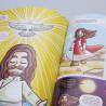 Bíblia Mangá Kids | Capa Dura
